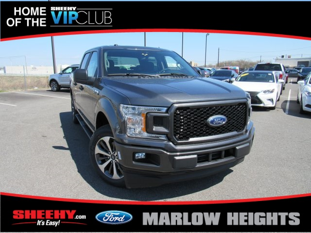 2019 F-150 SuperCrew Cab 4x2,  Pickup #BB59524 - photo 4