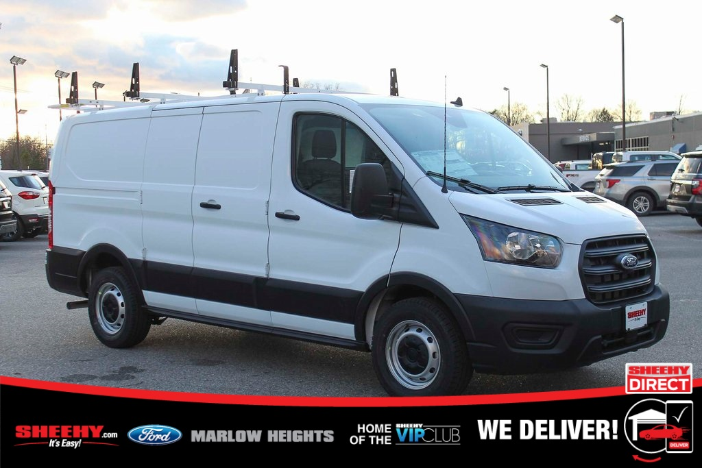 2020 Ford Transit 150 Low Roof 4x2, Adrian Steel Upfitted Cargo Van #BB63808 - photo 1