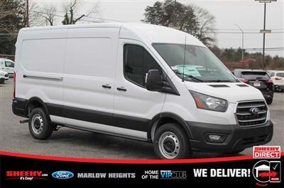 2020 Ford Transit 250 Med Roof 4x2, Empty Cargo Van #BB65872 - photo 1