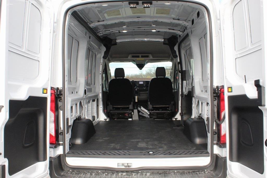 2020 Ford Transit 250 Med Roof 4x2, Empty Cargo Van #BB67668 - photo 1