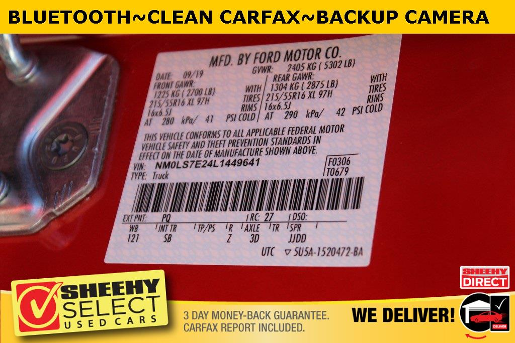 2020 Ford Transit Connect, Empty Cargo Van #BB71069A - photo 32