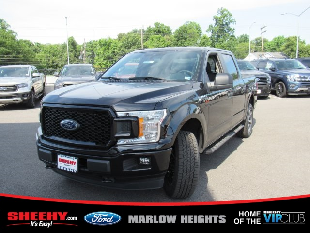 2019 F-150 SuperCrew Cab 4x4,  Pickup #BB94679 - photo 5