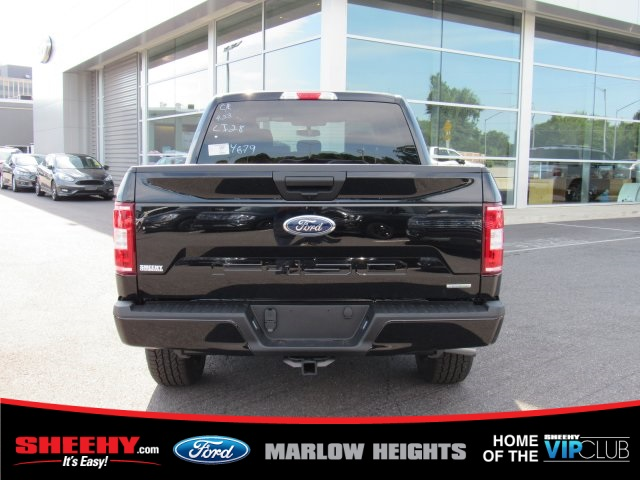 2019 F-150 SuperCrew Cab 4x4,  Pickup #BB94679 - photo 9