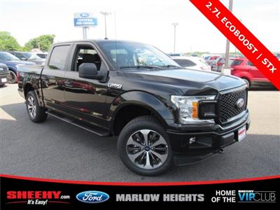 2019 F-150 SuperCrew Cab 4x4,  Pickup #BB94679 - photo 1