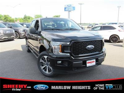 2019 F-150 SuperCrew Cab 4x4,  Pickup #BB94679 - photo 3