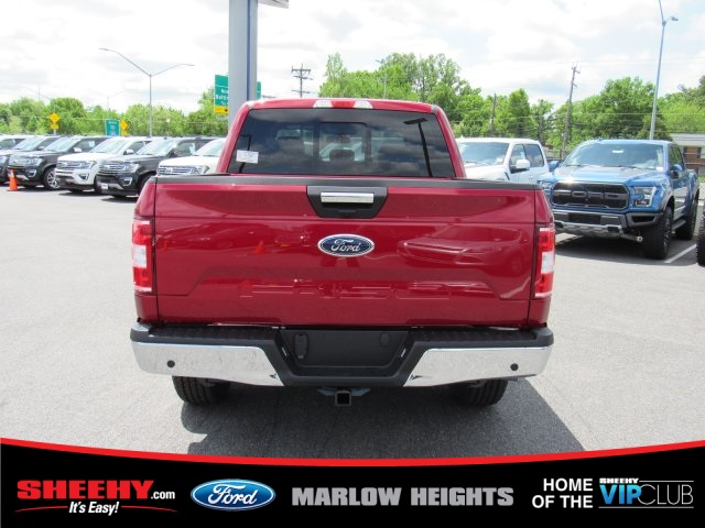 2019 F-150 SuperCrew Cab 4x4,  Pickup #BB94681 - photo 9