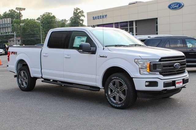 2020 Ford F-150 SuperCrew Cab 4x4, Pickup #BC00505 - photo 1