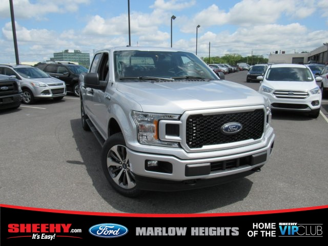 2019 F-150 SuperCrew Cab 4x4, Pickup #BC03763 - photo 3