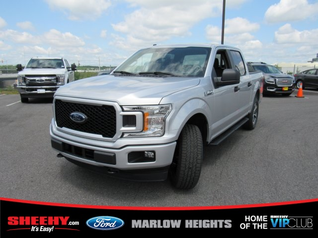 2019 F-150 SuperCrew Cab 4x4, Pickup #BC03763 - photo 5