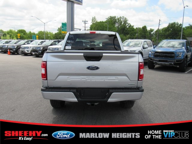 2019 F-150 SuperCrew Cab 4x4, Pickup #BC03763 - photo 9