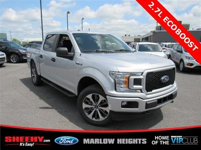 2019 F-150 SuperCrew Cab 4x4, Pickup #BC03763 - photo 1