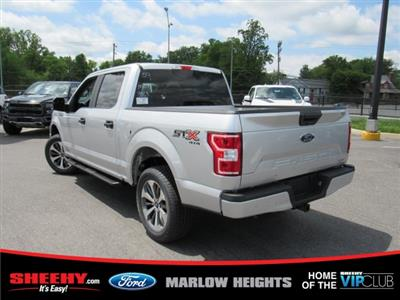 2019 F-150 SuperCrew Cab 4x4, Pickup #BC03763 - photo 8