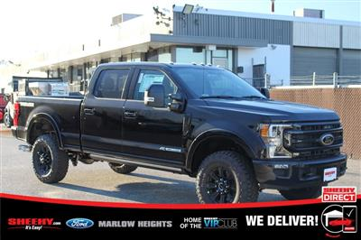2021 Ford F-250 Crew Cab 4x4, Pickup #BC03952 - photo 1