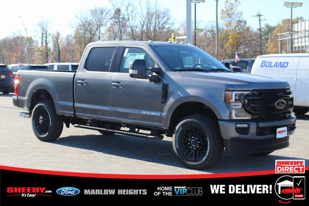 2021 Ford F-250 Crew Cab 4x4, Pickup #BC03953 - photo 1