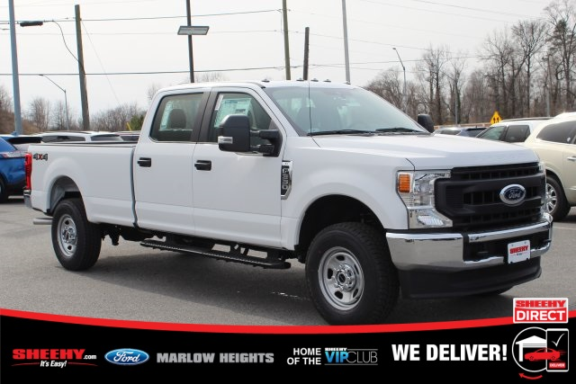 2020 F-350 Crew Cab 4x4, Pickup #BC17342 - photo 1