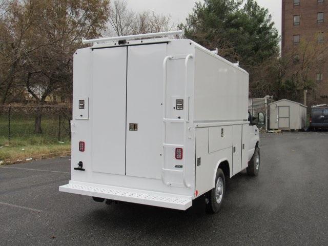 2019 E-350 4x2,  Reading Aluminum CSV Service Utility Van #BC17813 - photo 11