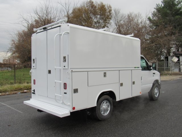2019 E-350 4x2,  Reading Service Utility Van #BC17813 - photo 1
