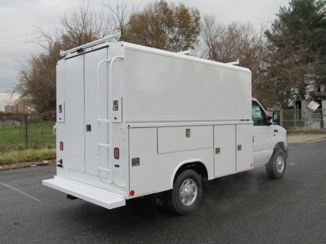 2019 E-350 4x2,  Reading Aluminum CSV Service Utility Van #BC17813 - photo 2