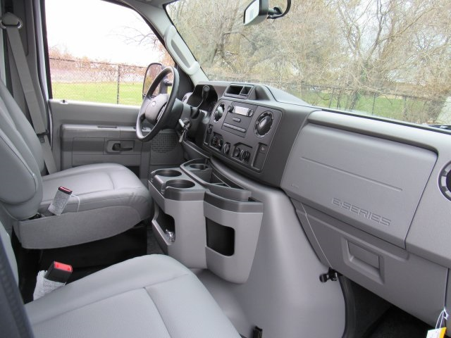2019 E-350 4x2,  Reading Aluminum CSV Service Utility Van #BC17813 - photo 13