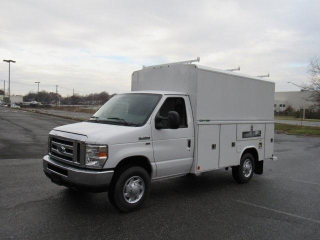 2019 E-350 4x2,  Reading Aluminum CSV Service Utility Van #BC17813 - photo 6