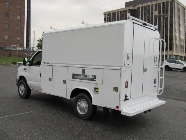 2019 E-350 4x2,  Reading Aluminum CSV Service Utility Van #BC17813 - photo 8