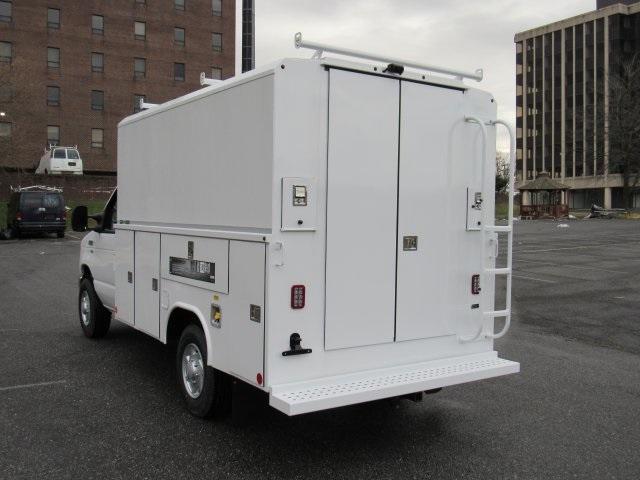 2019 E-350 4x2,  Reading Aluminum CSV Service Utility Van #BC17813 - photo 9