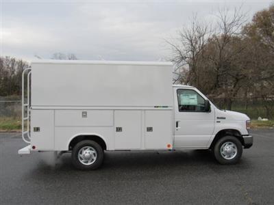 2019 E-350 4x2,  Reading Aluminum CSV Service Utility Van #BC17813 - photo 12