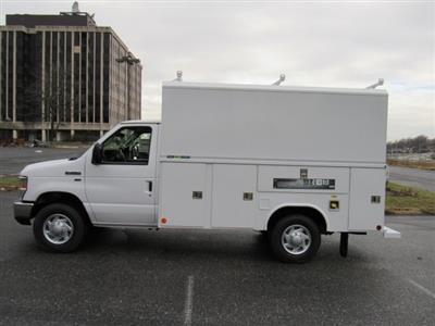 2019 E-350 4x2,  Reading Aluminum CSV Service Utility Van #BC17813 - photo 7