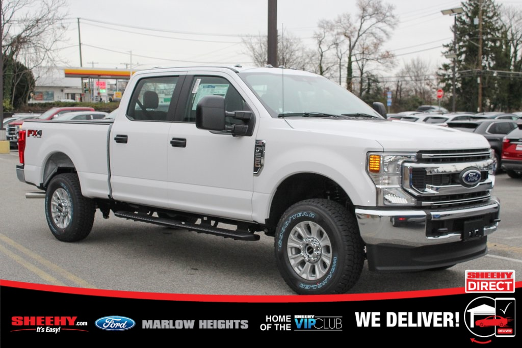 2021 Ford F-250 Crew Cab 4x4, Pickup #BC25245 - photo 1
