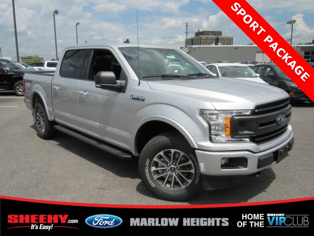 2019 F-150 SuperCrew Cab 4x4,  Pickup #BC29978 - photo 1