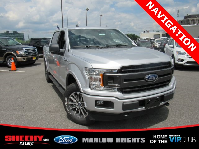 2019 F-150 SuperCrew Cab 4x4,  Pickup #BC29978 - photo 3