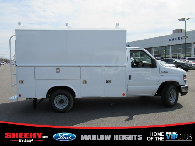 2019 E-350 4x2,  Reading Aluminum CSV Service Utility Van #BC31660 - photo 10