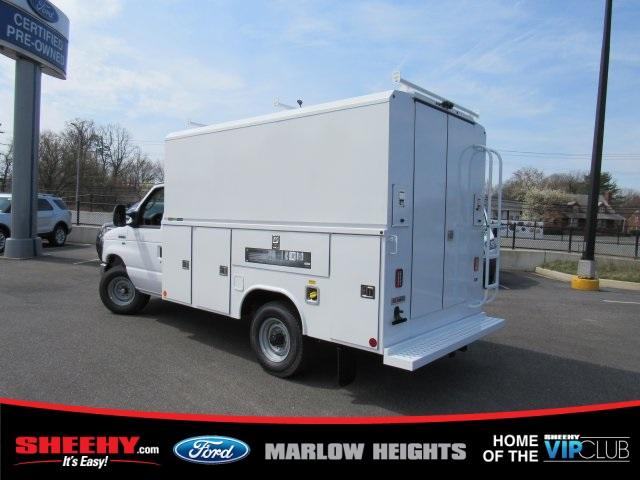 2019 E-350 4x2,  Reading Service Utility Van #BC31660 - photo 1