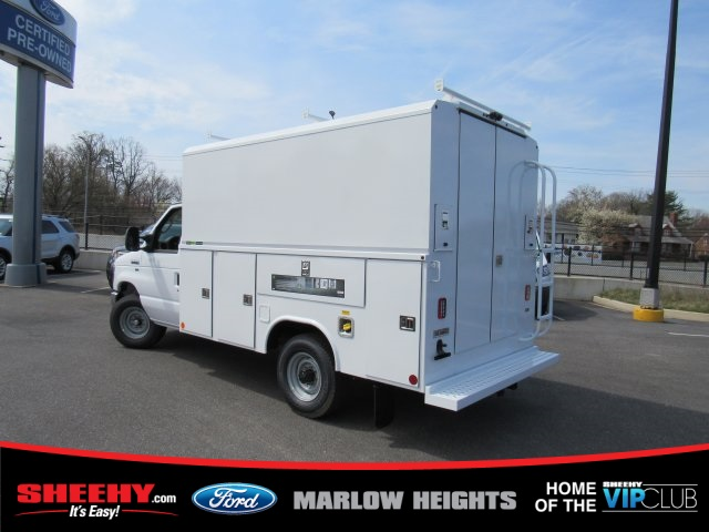 2019 E-350 4x2,  Reading Aluminum CSV Service Utility Van #BC31660 - photo 2