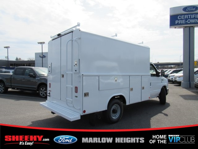 2019 E-350 4x2,  Reading Aluminum CSV Service Utility Van #BC31660 - photo 9