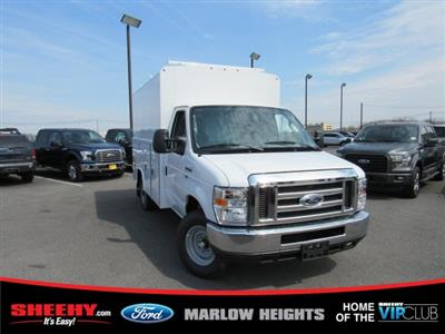 2019 E-350 4x2,  Reading Aluminum CSV Service Utility Van #BC31660 - photo 4