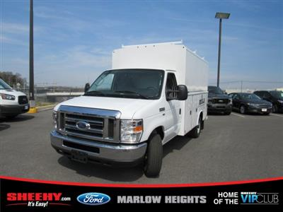 2019 E-350 4x2,  Reading Aluminum CSV Service Utility Van #BC31660 - photo 6
