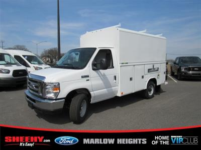 2019 E-350 4x2,  Reading Aluminum CSV Service Utility Van #BC31660 - photo 1