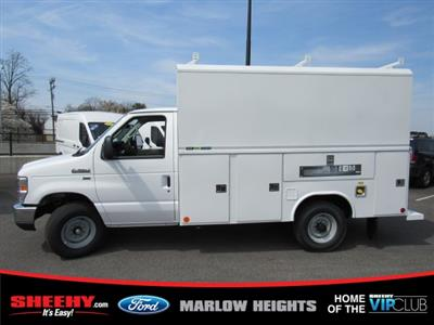 2019 E-350 4x2,  Reading Aluminum CSV Service Utility Van #BC31660 - photo 7