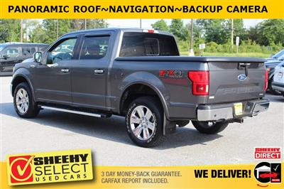2018 Ford F-150 SuperCrew Cab 4x4, Pickup #BC39353A - photo 2