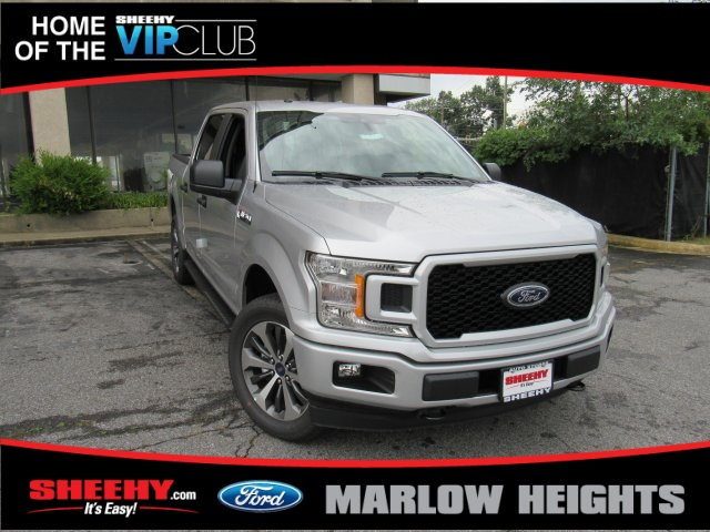 2019 F-150 SuperCrew Cab 4x4,  Pickup #BC41572 - photo 3