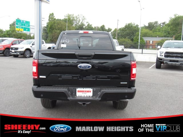 2019 F-150 SuperCrew Cab 4x4,  Pickup #BC41573 - photo 8