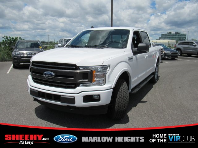 2019 F-150 SuperCrew Cab 4x4,  Pickup #BC41583 - photo 5
