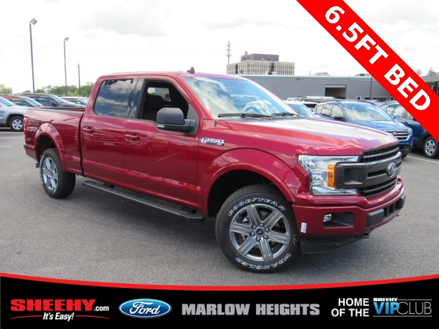 2019 F-150 SuperCrew Cab 4x4,  Pickup #BC41584 - photo 1