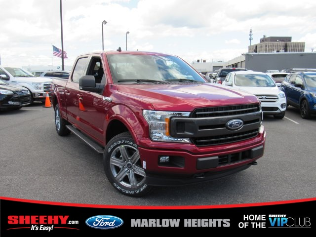 2019 F-150 SuperCrew Cab 4x4,  Pickup #BC41584 - photo 3
