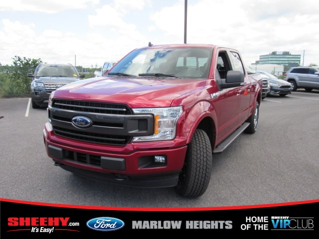 2019 F-150 SuperCrew Cab 4x4,  Pickup #BC41584 - photo 5