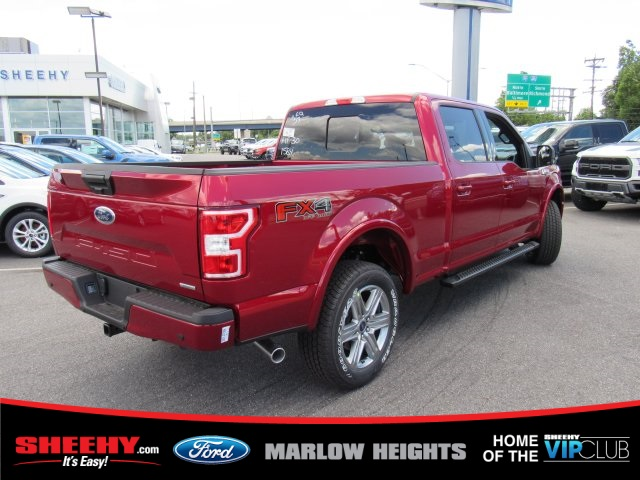 2019 F-150 SuperCrew Cab 4x4,  Pickup #BC41584 - photo 2