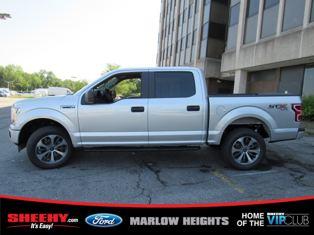 2019 F-150 SuperCrew Cab 4x4,  Pickup #BC60968 - photo 7