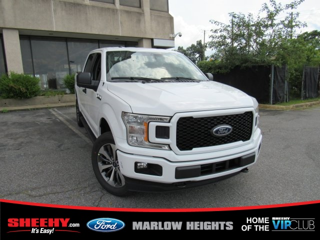 2019 F-150 SuperCrew Cab 4x4,  Pickup #BC79363 - photo 4