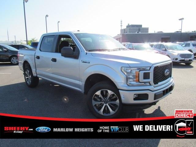2019 F-150 SuperCrew Cab 4x4,  Pickup #BC79364 - photo 3